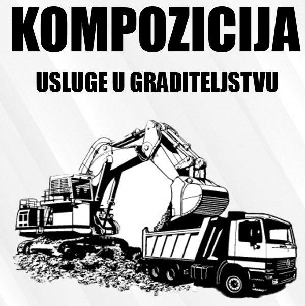 Kompozicija usluge u graditeljstvu
